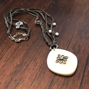 Silpada Necklace N2226 Mother of Pearl